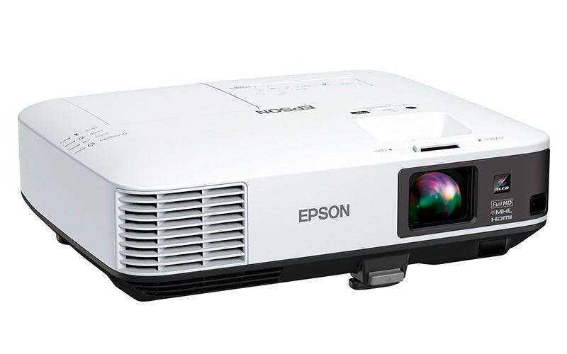 Новый проектор Epson Home Cinema 1450 сделает ваши фильмы и телепередачи яркими