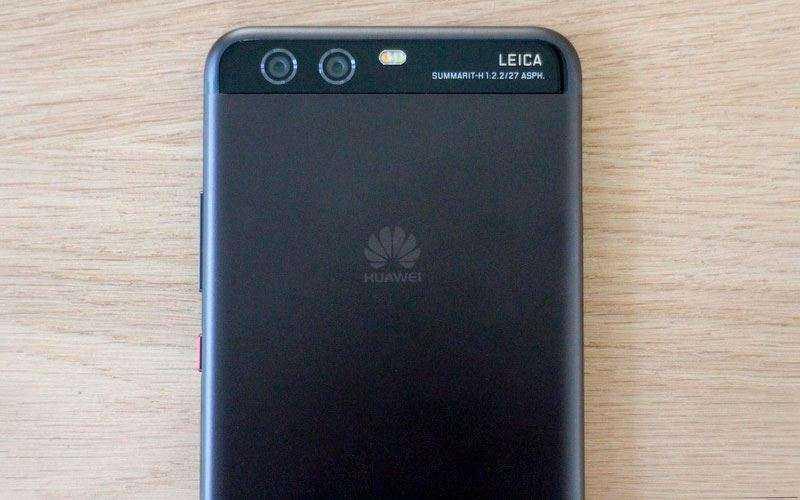 Камеры Huawei P10 и Huawei P10 Plus