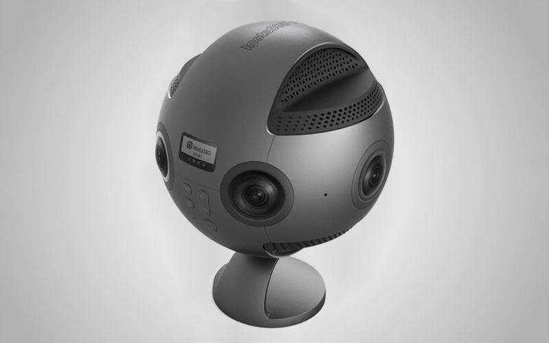 Дизайн Insta360 Pro