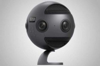 Insta360 Pro – Доступная 8K камера 360 градусов для VR контента