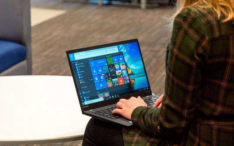 Дизайн Lenovo ThinkPad X1 Carbon (2017)