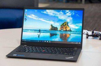 Обзор Lenovo ThinkPad X1 Carbon (2017) - Тонкий, компактный ноутбук