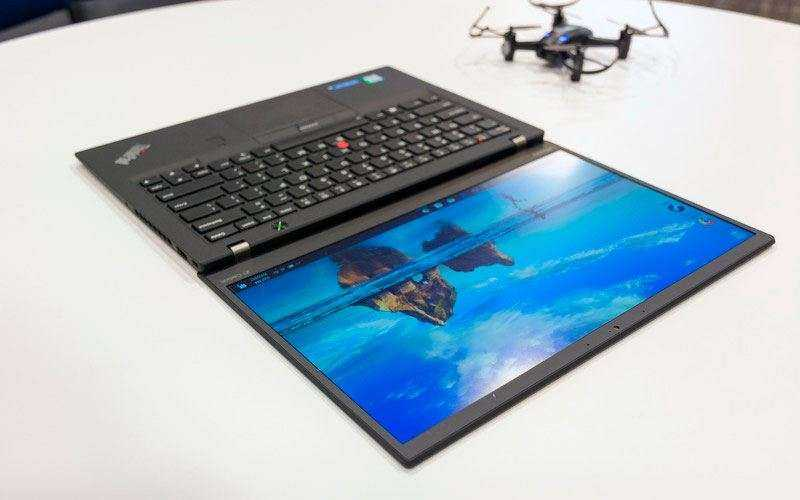 Экран Lenovo ThinkPad X1 Carbon (2017)