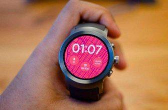 Обзор LG Watch Sport - Новые смарт-часы на ОС Android Wear 2.0