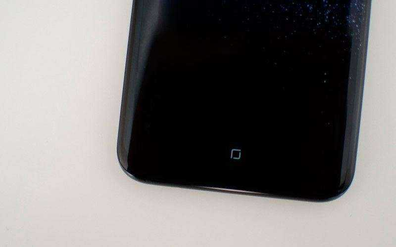 Функции Samsung Galaxy S8