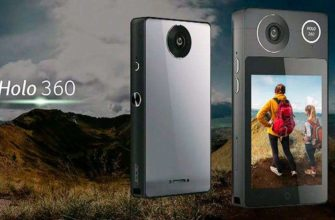 Acer Holo 360 – Камера 360 градусов со встроенным 4G LTE