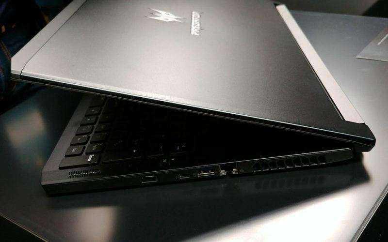 Игровой ноутбук Acer Predator Triton 700