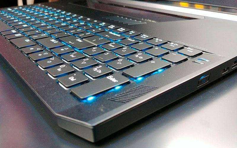 Характеристики Acer Predator Triton 700