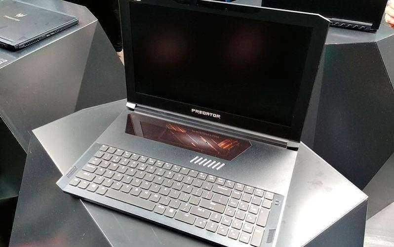 Acer Predator Triton 700 – Первый взгляд на новый игровой ноутбук
