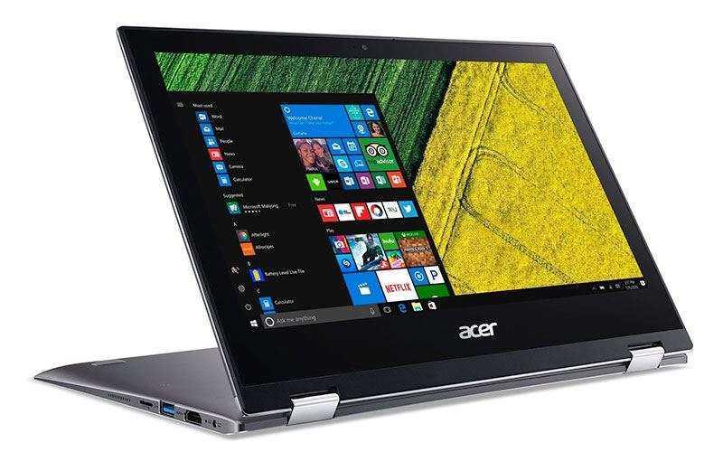 Acer анонсировала два новых ноутбука и планшета среди которых устройство 2-в-1