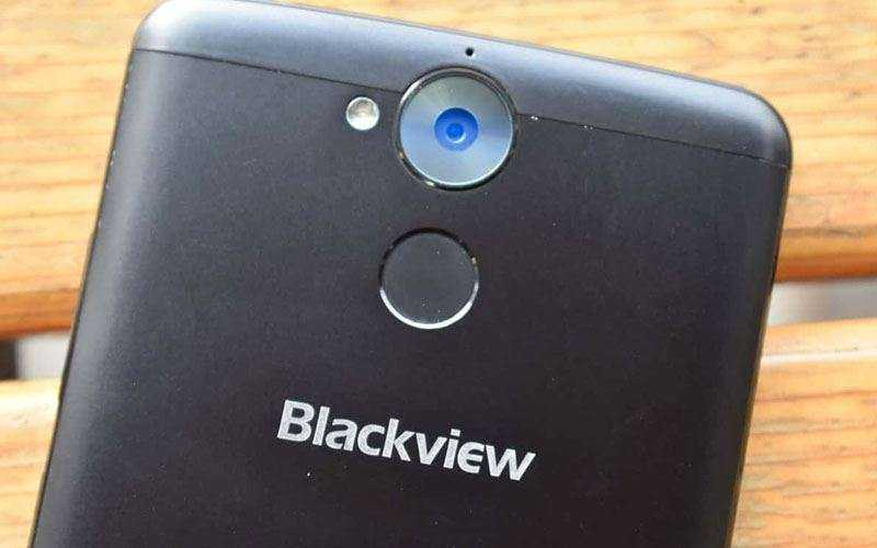Дизайн Blackview P2