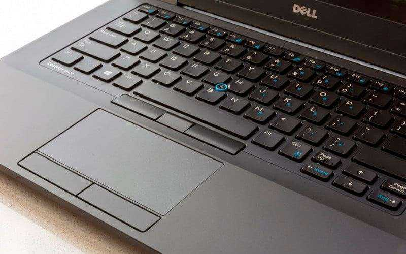Клавиатура Dell Latitude E5470