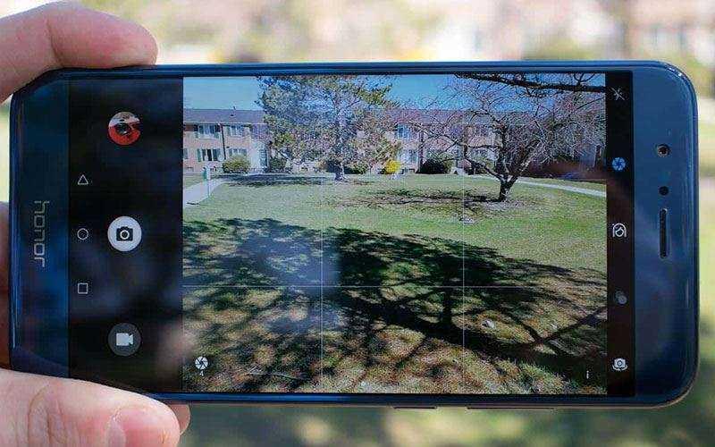 Камера Huawei Honor 8 Pro