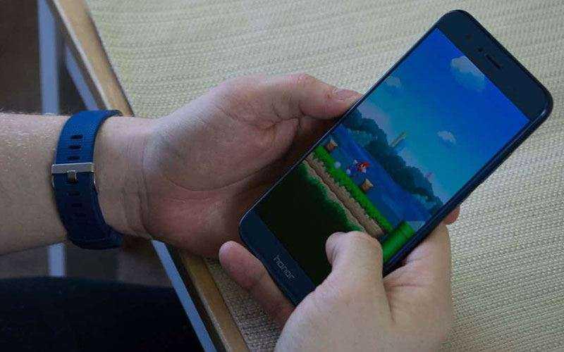 Производительность Huawei Honor 8 Pro