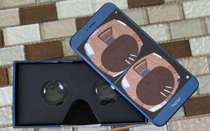 Виртуальная реальность Huawei Honor 8 Pro