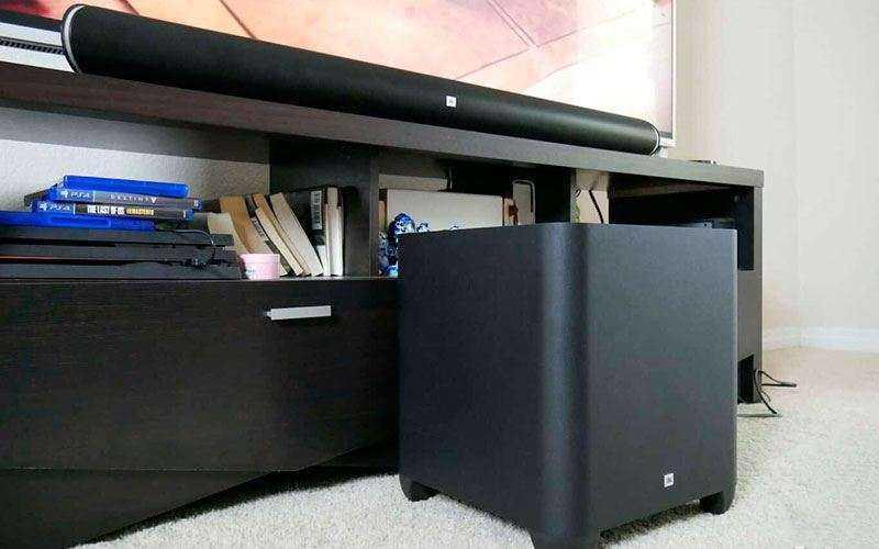 Обзор аудиосистемы JBL Cinema SB450 - Громкий звук и мощные басы для домашнего кинотеатра