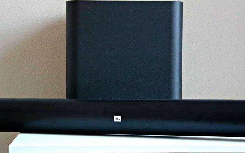 Домашняя акустическая система для телевизора JBL Cinema SB450 - Отзывы