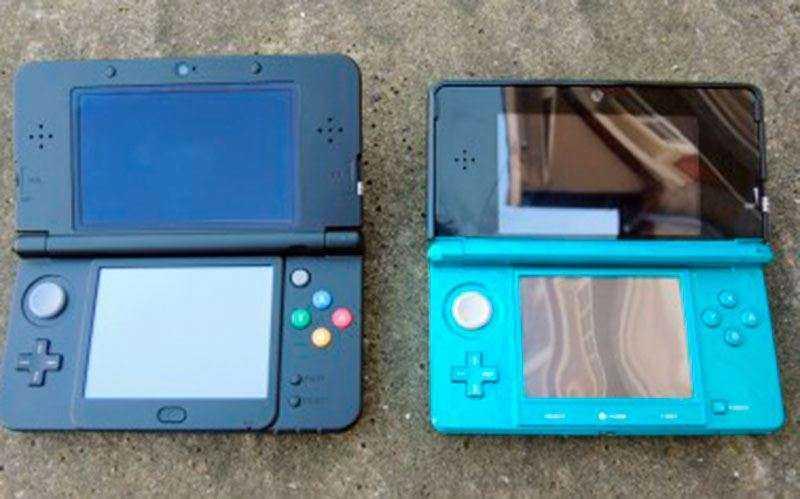 Игровая консоль New Nintendo 3DS - Отзывы