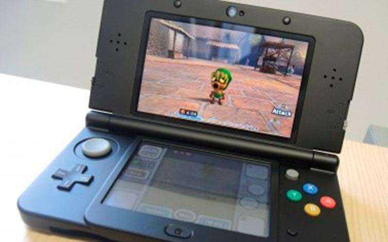 Игры на New Nintendo 3DS