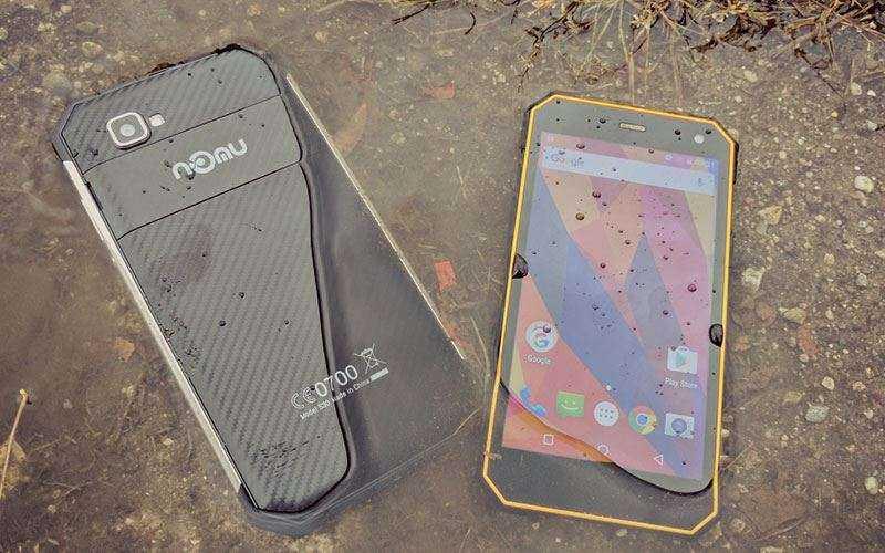 Неубиваемый смартфон Nomu S30 - Отзывы