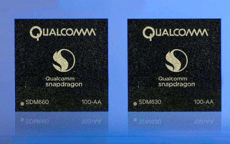Процессоры Qualcomm Snapdragon 660 и 630 приносят функции высокого класса в средний диапазон