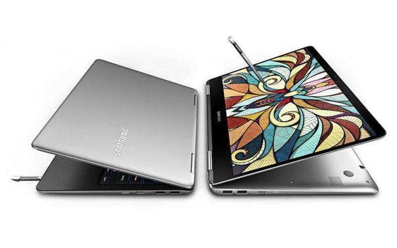 Samsung Notebook 9 Pro 2-в-1 первый ноутбук со стилусом S-Pen