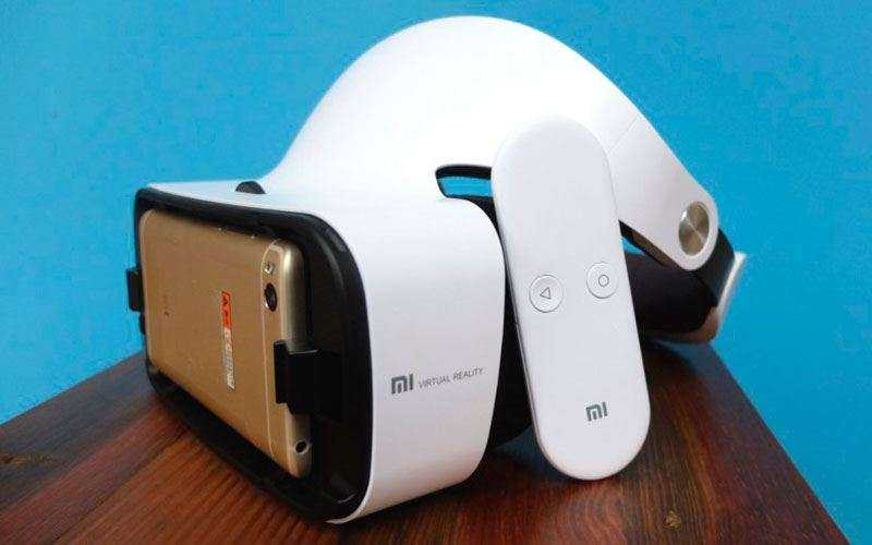 Xiaomi Mi VR – Обзор недорогих китайских очков виртуальной реальности от Xiaomi