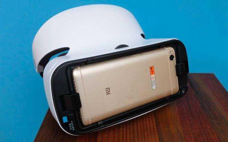 Дизайн Xiaomi Mi VR