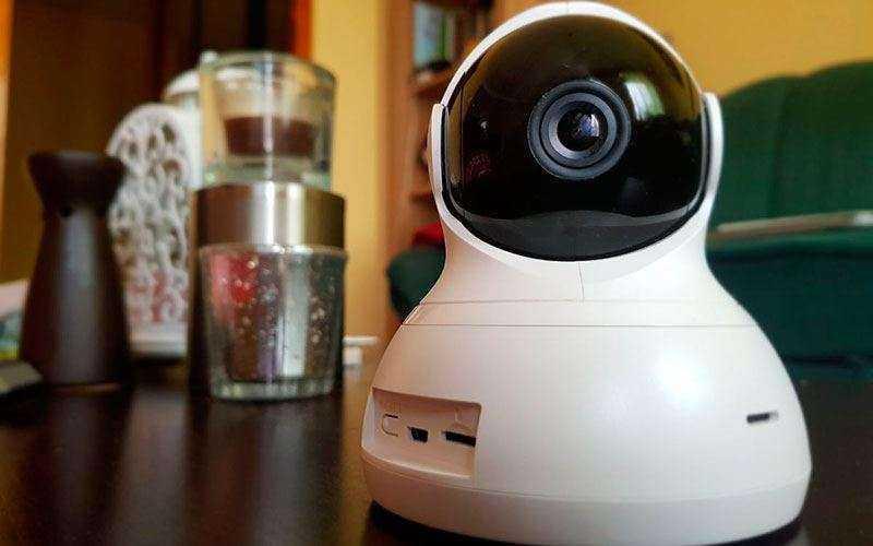 Xiaoyi Yi Dome Camera – Обзор охранной домашней камеры с множеством преимуществ