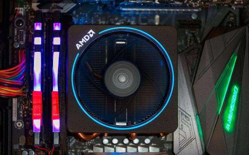 Разгон AMD Ryzen 5 1600X