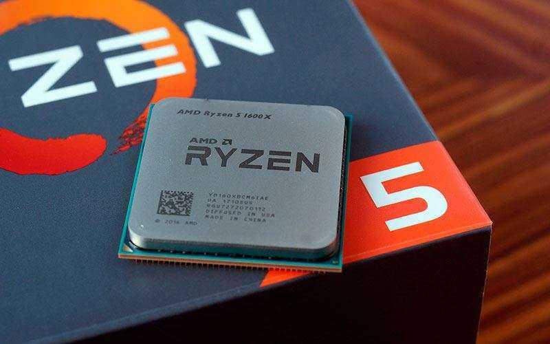 AMD Ryzen 5 1600X – Обзор недорогого процессора с высокой производительностью