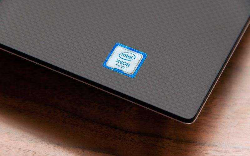 Производительность Dell Precision 5520