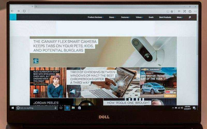 Ноутбук Dell Precision 5520