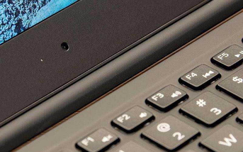 Дизайн Dell Precision 5520