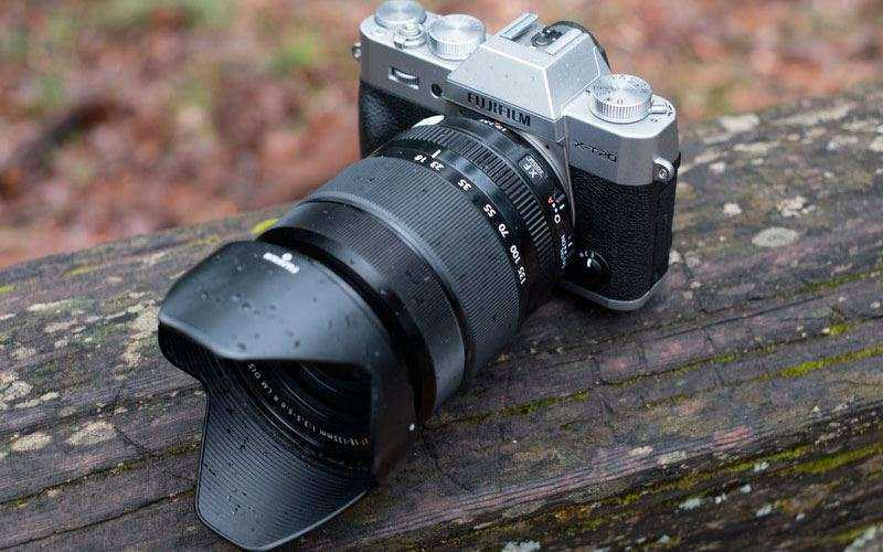 Фотокамера Fujifilm X-T20 - Отзывы