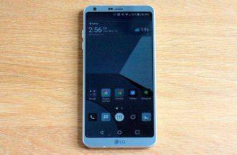 Обзор LG G6 – Смартфон устанавливающий новый стандарт в дизайне