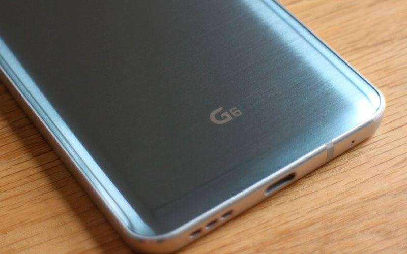 LG G6 производительность