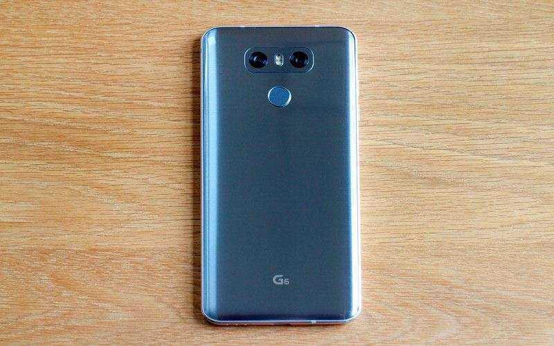 LG G6 отзывы
