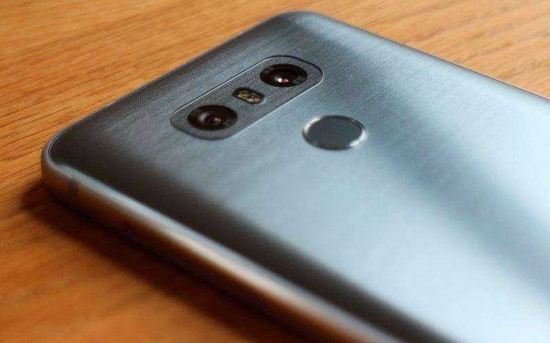Камеры LG G6