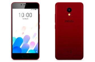 Meizu M5C - Сматрфон для международного рынка с ярким дизайном