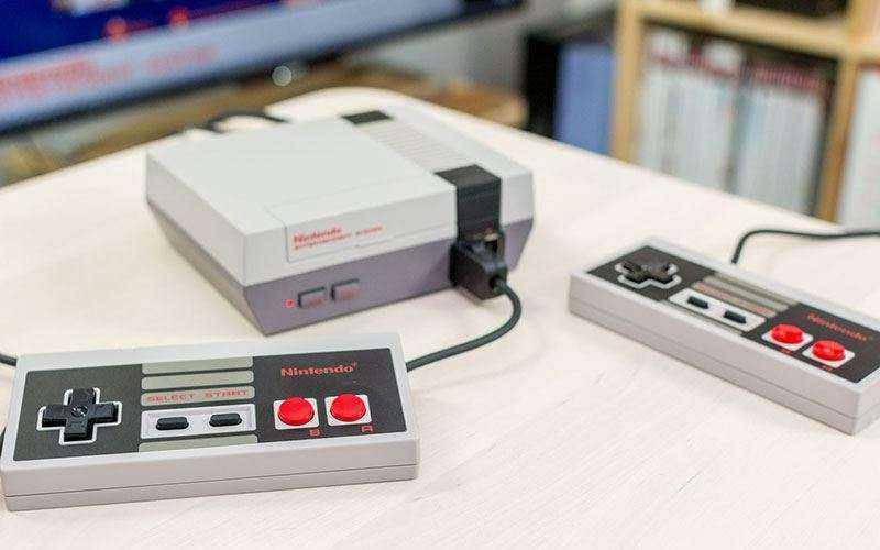 Игровая консоль Nintendo Classic Mini - Отзывы