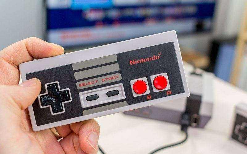 Nintendo Classic Mini отзывы