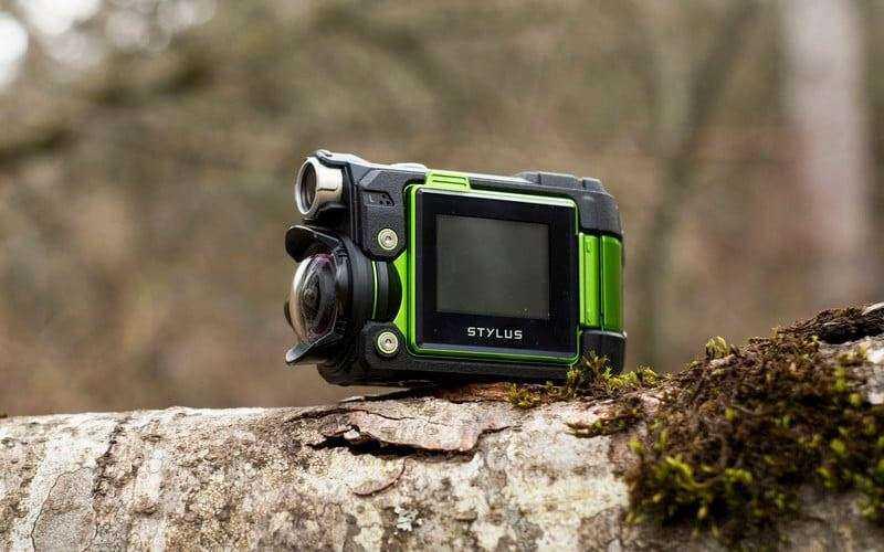 Olympus Tough TG-Tracker - Обзор экшн-камеры для съемки в любых условиях