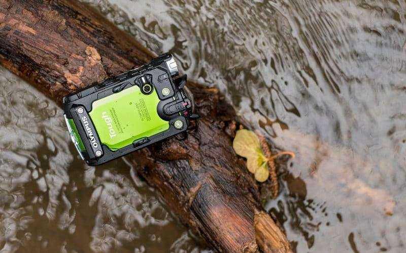 Экшн-камера Olympus Tough TG-Tracker - Отзывы