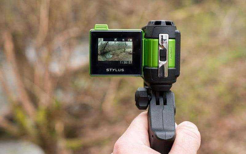 Экшн-камера Olympus Tough TG-Tracker