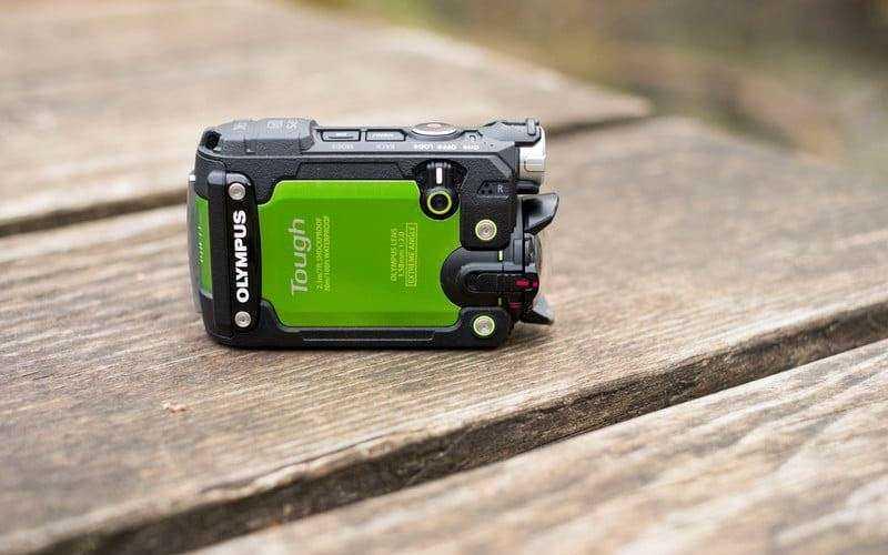 Обзор Olympus Tough TG-Tracker - Экшн-камера для любых условий