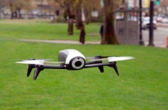 Обзор Parrot Bebop 2 FPV – Квадрокоптер с гарнитурой виртуальной реальности