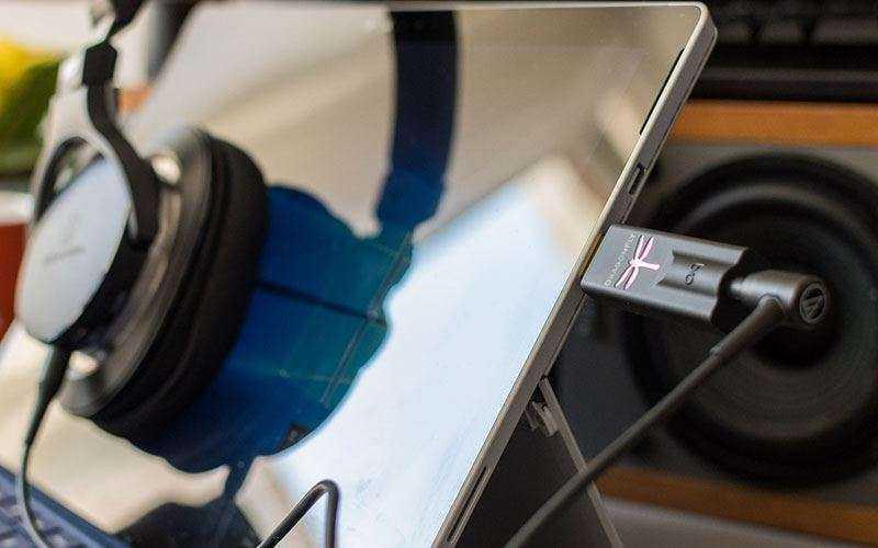 Цифровой аналоговый преобразователь (ЦАП) AudioQuest DragonFly Black 1.5 - Отзывы