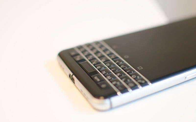 BlackBerry KeyOne отзывы