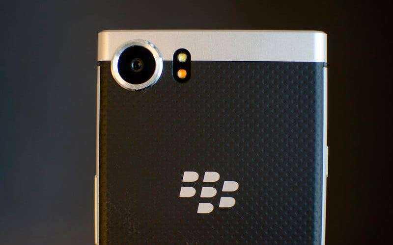 Камера BlackBerry KeyOne